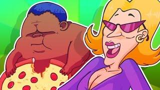 YO MAMA SO FAT! World Hunger