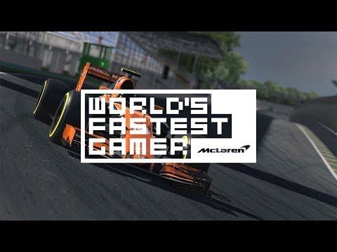 World's Fastest Gamer Qualifying Series   Round 2 at COTA