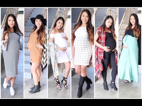 Download Youtube: Outfits for Pregnancy without buying Maternity Clothes