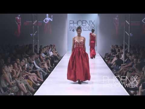 The Art Institute of Phoenix at Phoenix Fashion Week 2015