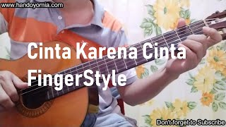 Cinta Karena Cinta - JUDIKA - Fingerstyle Guitar