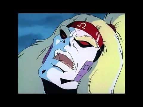 """X-Men vs. Omega Red"": X-Men The Animated Series 1992"