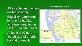 CHNEP Watershed Summit: Gopher Tortoise Payment for Ecosystem Services