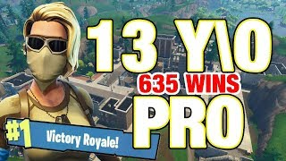 Fortnite Live Stream Vbucks giveaway | duos with subs | 635 Wins | 22K Kills | Pro Builder
