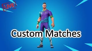 Custom Matches (Europe) in Fortnite (Code nirmal)