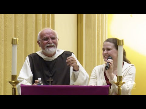 Fr. Jacques Philippe: Praise in the School of the Holy Spirit