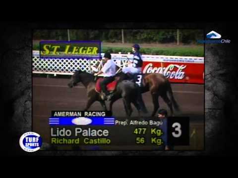 Reseña Historica St Leger 2015  HD HIPODROMO CHILE
