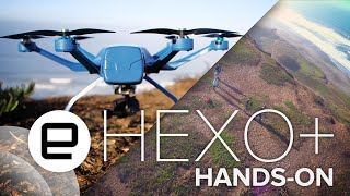 Hexo+ Hands-on: The drone that follows you