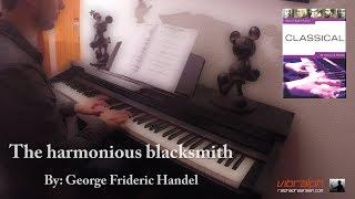 11. The harmonious blacksmith - CLASSICAL / Really easy piano