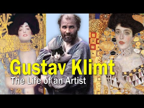 Gustav Klimt: Life Of An Artist