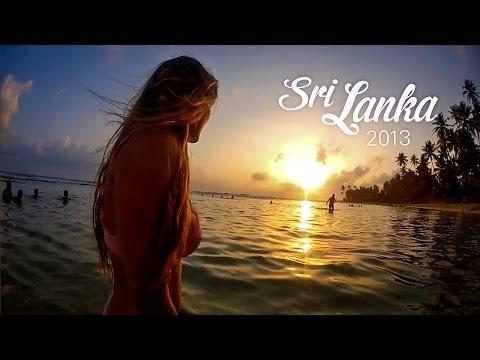 Sri Lanka Trip 2013 | Sun & Surf | GoPro