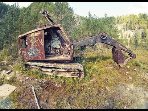 Коп металла на старой ферме!А тут