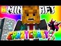 Minecraft CRAZY CRAFT 3.0 - Pet Dragon + Mining Dimension #6