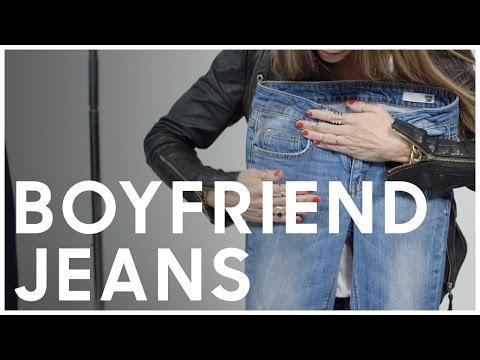 Boyfriend Jeans Outfit - Secrets Of A Stylist