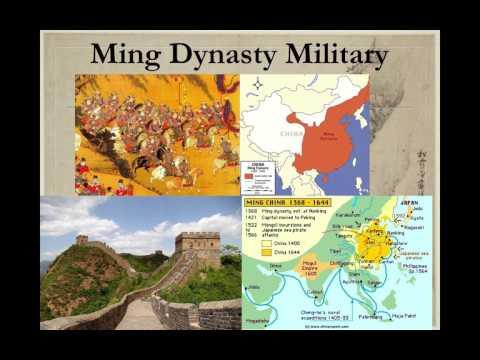 AP World History: Period 4: Ming Dynasty Part I