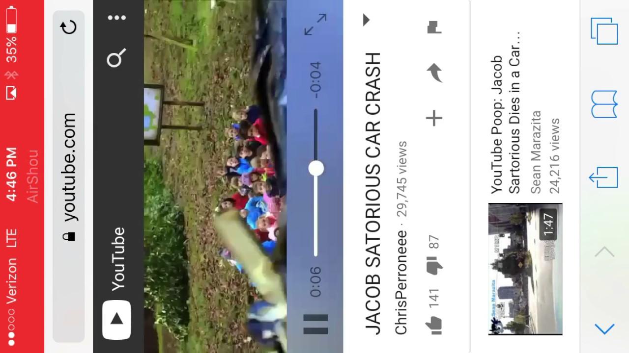 Jacob Sartorius Dies In A Car Crash Youtube
