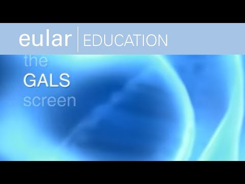 EULAR School of Rheumatology: The GALS Screen (Gait, Arms, Legs, Spine)