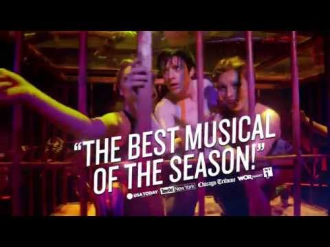 PIPPIN: The Musical Comedy Sensation