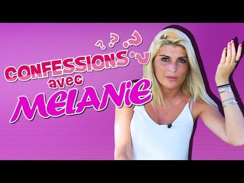 Mélanie se confie et parle avec son coeur !!