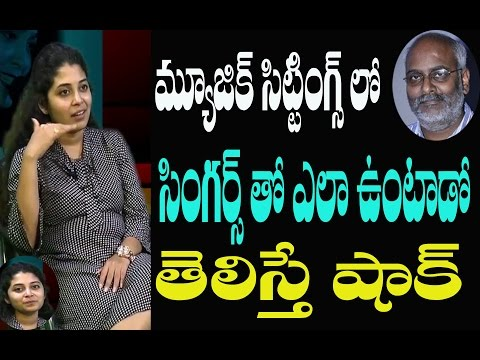 Singer Damini Says M M Keeravani Great Human being|M. M. Keeravani|SingerDamini|Aone Celebrity