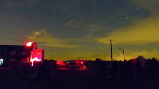 Nuit des étoiles FDE 2018