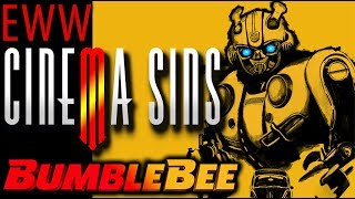 Everything Wrong With CinemaSins: Bumblebee in 19 Minutes or Less