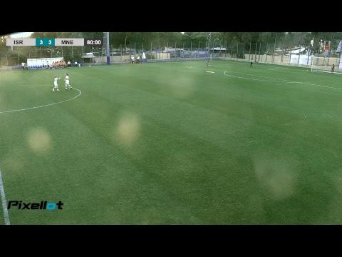 Live from Israel - Women's Football U16 - Israel vs. Montenegro