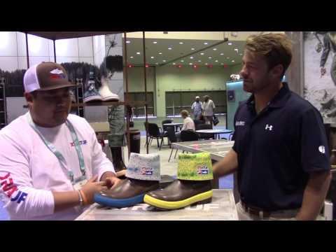 Pelagic Legacy Boots at ICAST 2016