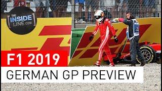GERMAN GRAND PRIX: RACE PREVIEW