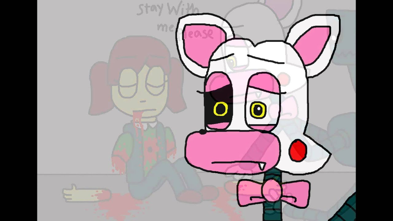 Springtrap Meets Mangle Ep 7 Full Re Upload Youtube