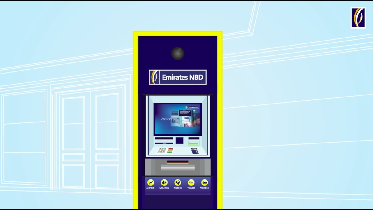 How to Update Your Email Via ATM كيفية تحديث عنوان بريدك ...