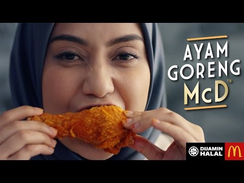 Ayam Goreng McD™ – There's Nothing Like It
