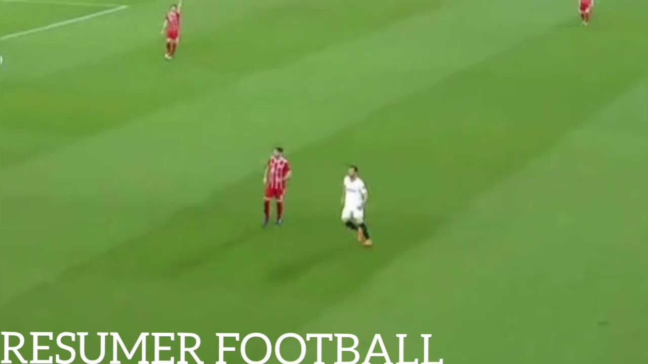 Sevilla vs Bayern munich 1-2 Resumer - YouTube