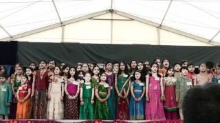 LMA NJ 2012 Guruvayurappan Temple Performance - Brahmamokkate