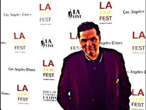 """""""Red Carpet Interview with Oliver Platt, at @LAFilmFest 2014, for @MattShakman 's CUT BANK."""""""