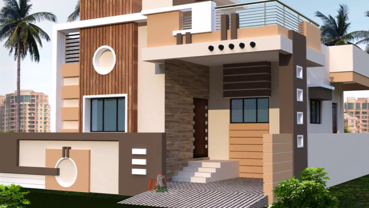 Most beautiful small house plans for Small house design in jammu