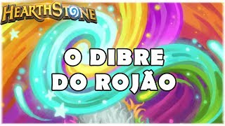 HEARTHSTONE - O DIBRE DO ROJÃO!