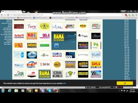 Radio Online Indonesia 2015