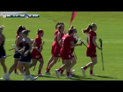 England Lacrosse vs USA Lacrosse