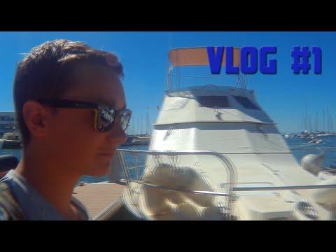 LE PLUS GRAND PORT DE PLAISANCE D'EUROPE - Vlog #1
