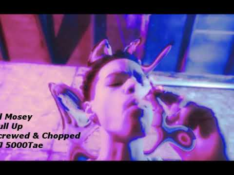 Lil Mosey - Pull Up Screwed and Chopped ( SoloTe' )