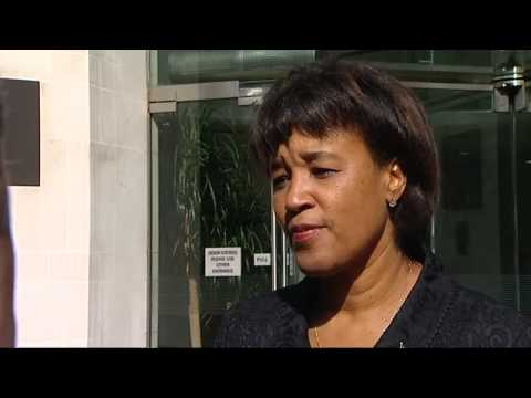 Baroness Scotland apologises after fine