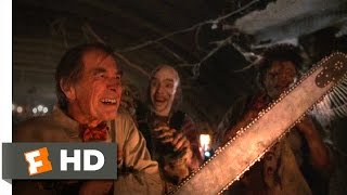 The Texas Chainsaw Massacre 2 (8/11) Movie CLIP - The Saw Is Family (1986) HD
