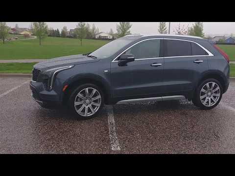 2019 Cadillac XT4 interior review