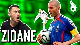 TOP 10 MOMENTOS DO ZIDANE - FRED +10