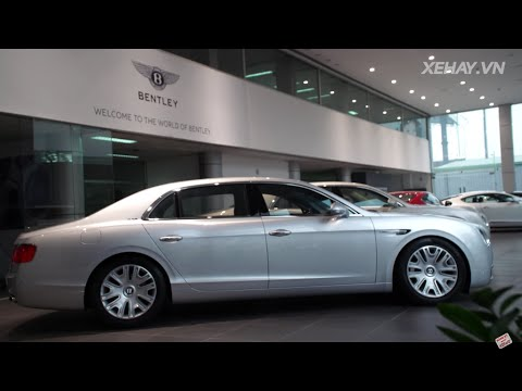 XEHAY.VN Chi m ngng Bentley Flying Spur W12 ti VN