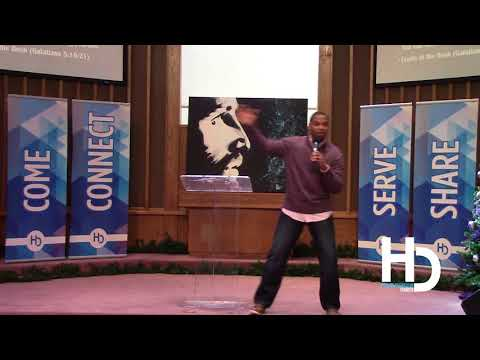 Higher Def Church -