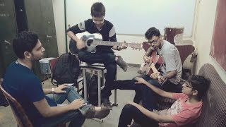 Jamming Session with my buddies at HIT-K
