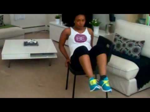 Full Body Chair Workout