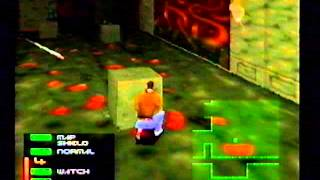 Fade to Black - PS1 - Level 12 - The Master Brain (Final Level inc Ending and Credits)